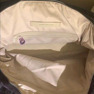 lululemon athletica Bags - Lululemon Leather Duffle bag